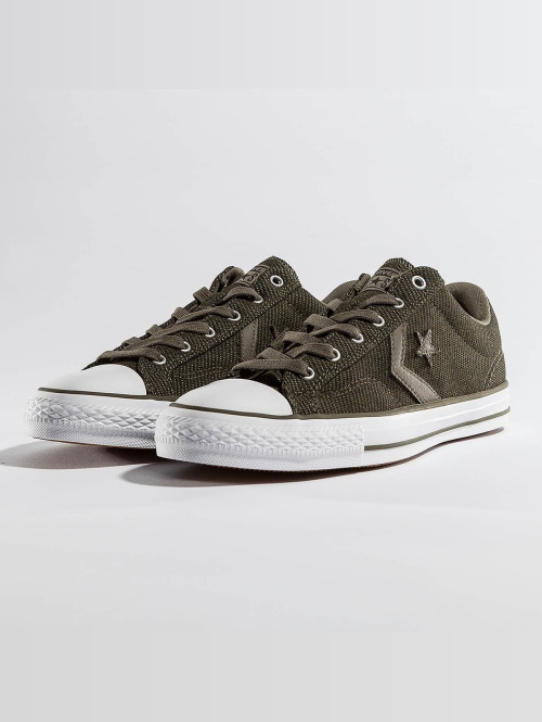 Converse Sneaker Star Player olive