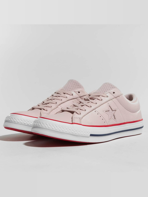 Converse Sneaker One Star Ox rosa