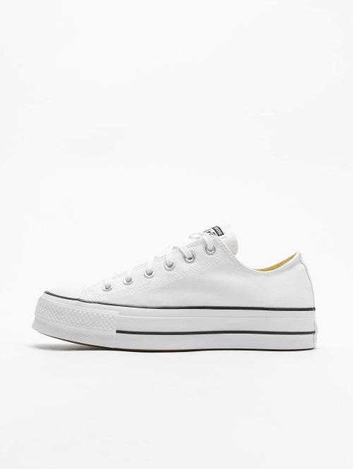 Converse Sneaker Chuck Taylor All Star Lift OX weiß