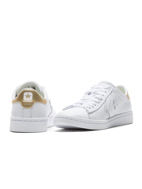 Converse Sneaker PL LP OX weiß