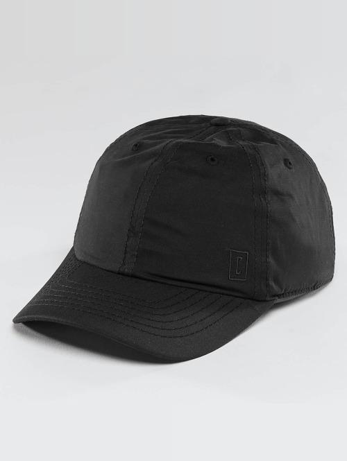 Cyprime snapback cap Reading Soft zwart