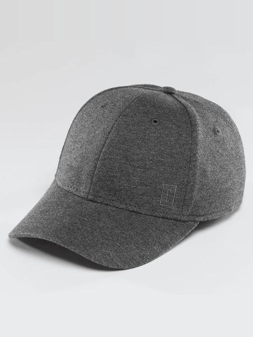 Cyprime Snapback Caps Cardiff harmaa