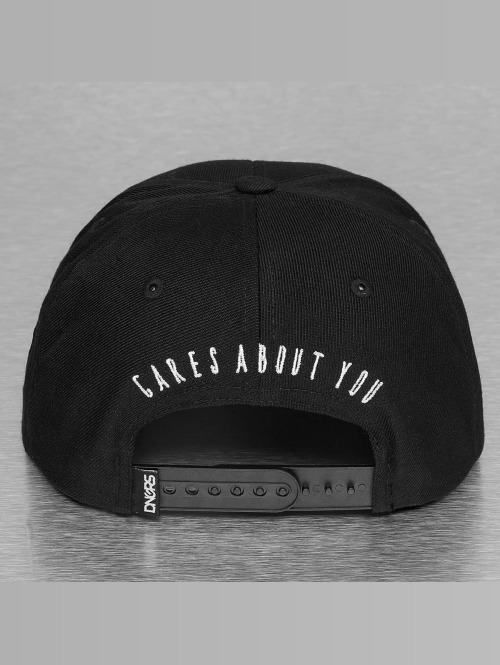 Dangerous DNGRS Snapback Cap No 1 AK 47 schwarz