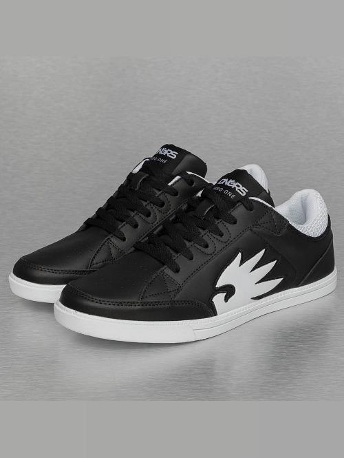 Dangerous DNGRS Sneaker Logo II schwarz