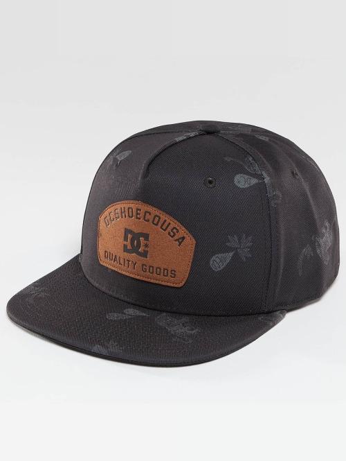 DC Snapback Caps Betterman harmaa