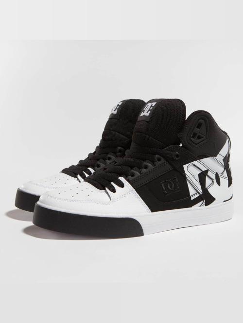 DC Sneaker Pure High Top WC SP schwarz