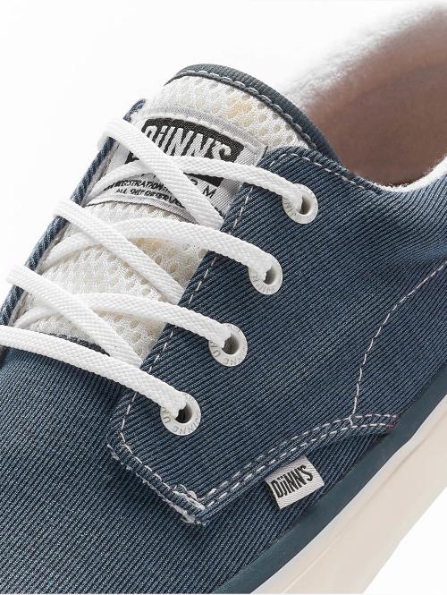 Djinns Sneaker Nice Stripe Jersey blau