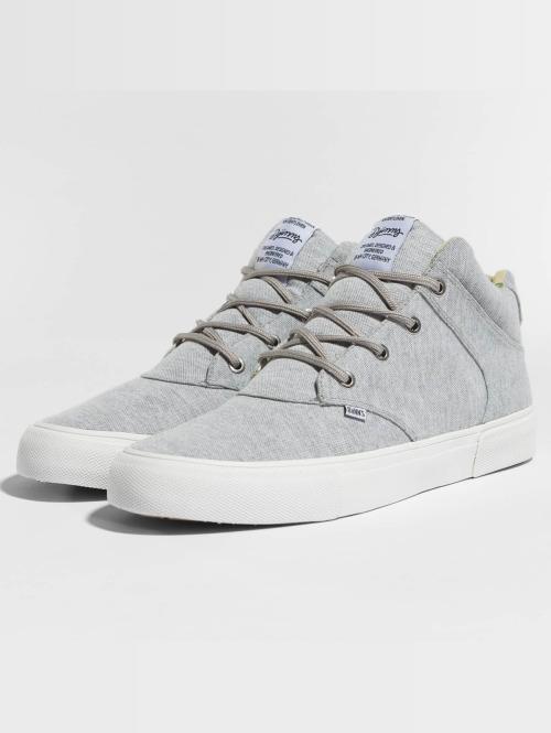 Djinns Sneaker Chunk Jersey Aloha grau