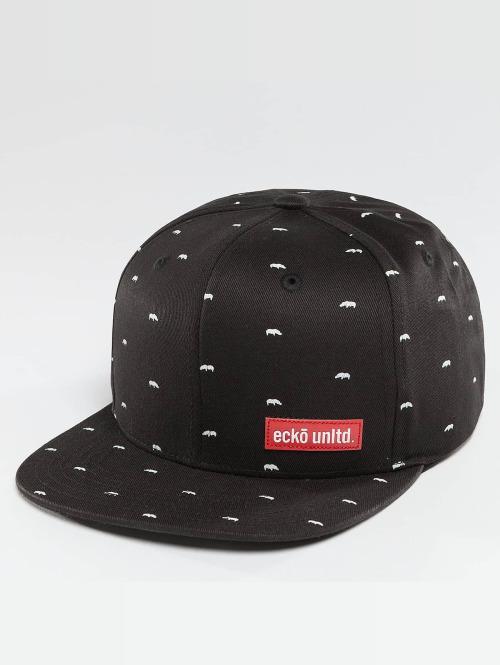 Ecko Unltd. snapback cap Capstar zwart