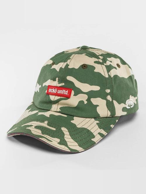 Ecko Unltd. Snapback Caps BananaBeach camouflage