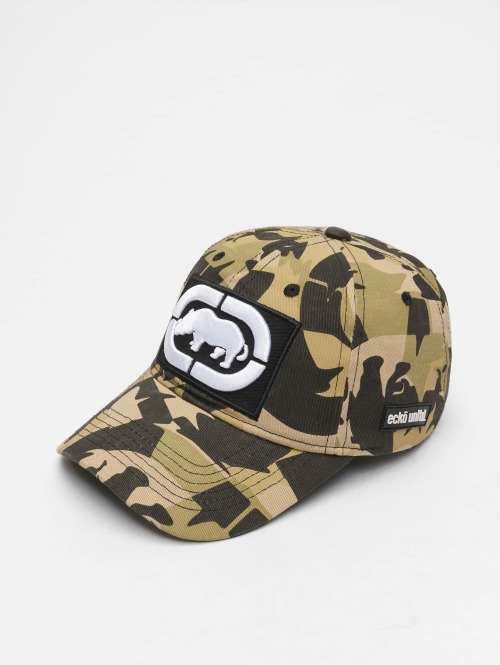 Ecko Unltd. Snapback Caps Inglewood Daddy camouflage