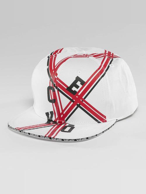 Ecko Unltd. Snapback Caps GraceBay valkoinen