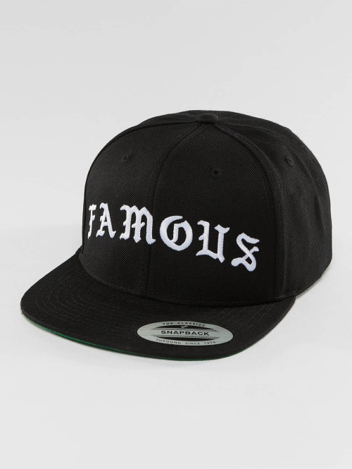 Famous Stars and Straps Snapback Caps Old musta