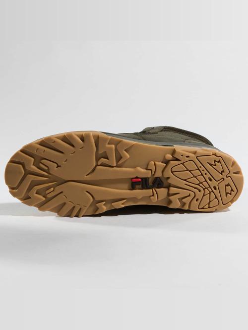 FILA Boots Heritage Grunge Mid olive