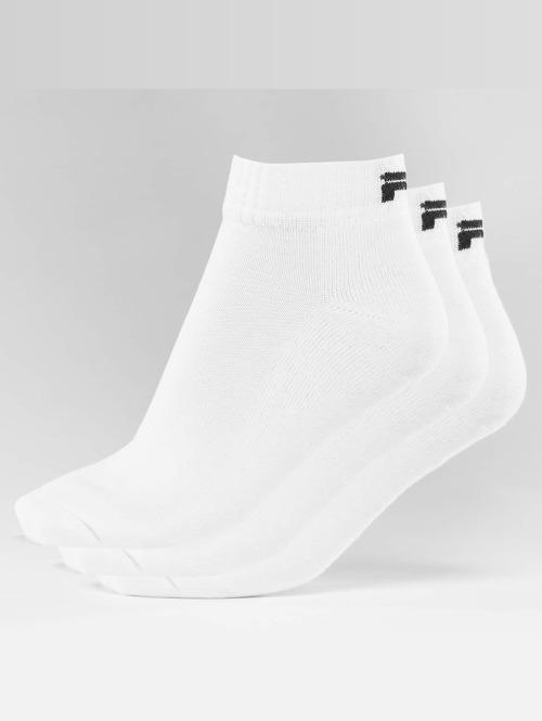 FILA Sokken 3-Pack wit