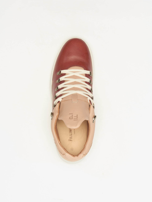 Filling Pieces Sneaker Filling Pieces Mountain Cut pink