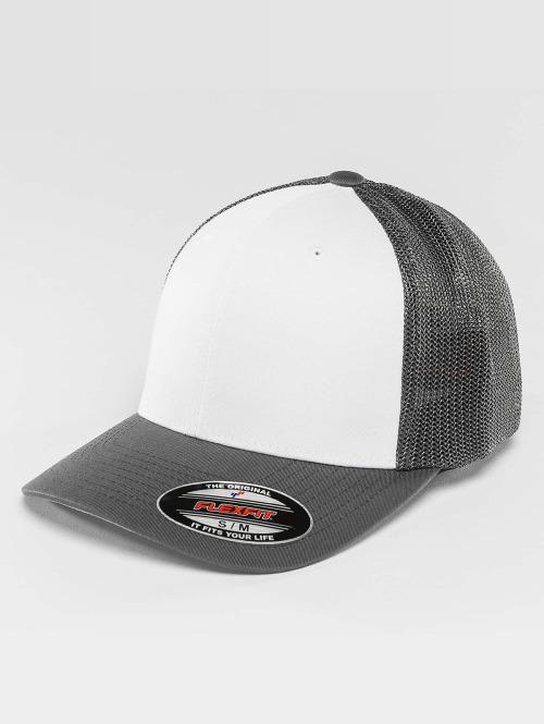 Flexfit Flexfitted Cap Mesh grau