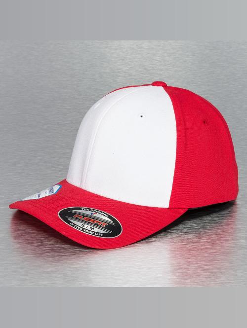 Flexfit Flexfitted Cap Performance rood