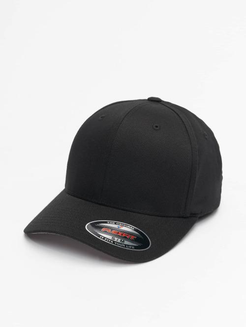 Flexfit Flexfitted Cap Wooly Combed sort