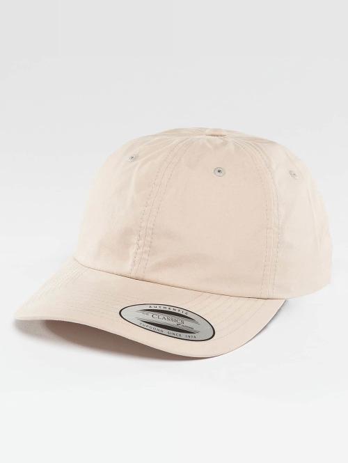 Flexfit Snapback Cap Low Profile Washed beige