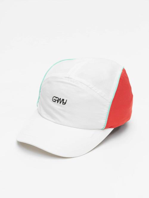 Grimey Wear Snapback Caps Mangusta V8 punainen