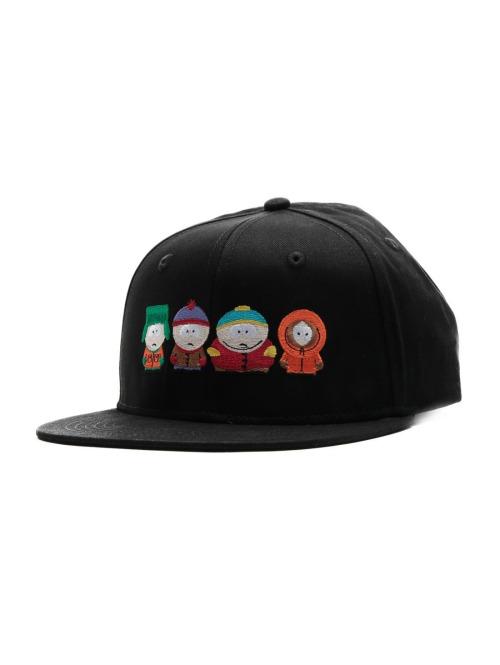 HUF Fitted Cap Sp Kids schwarz