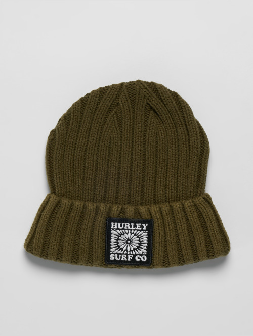 Hurley Beanie Dose olive