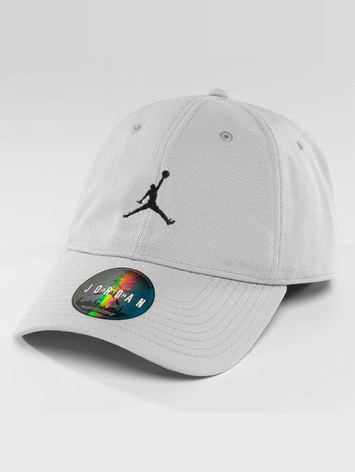 Jordan snapback cap Jumpman Floppy H86 grijs