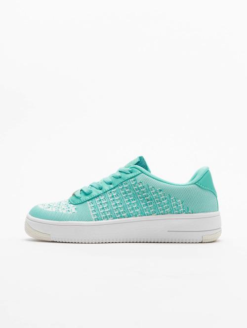 Just Rhyse Sneaker Light Leaf blau