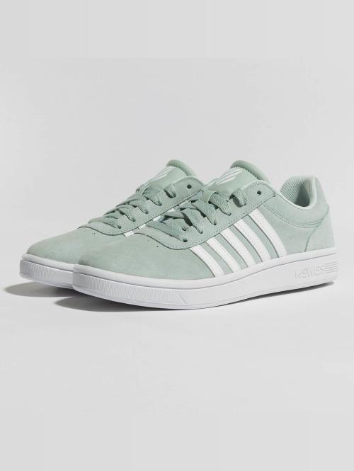 K-Swiss Sneaker Court Cheswick SDE grün