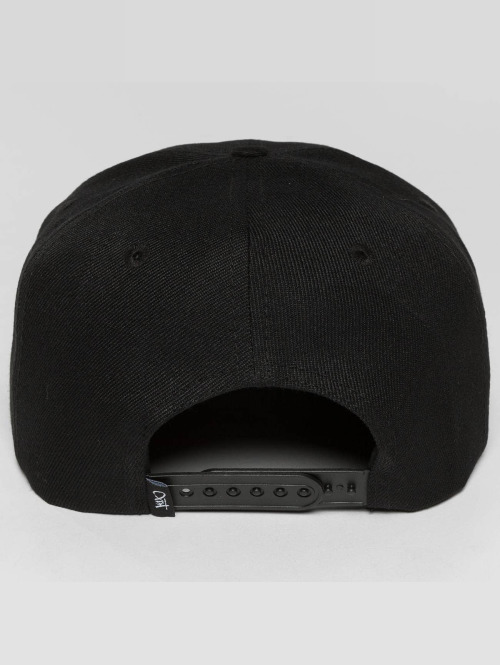K1X Snapback Cap Atomatic schwarz