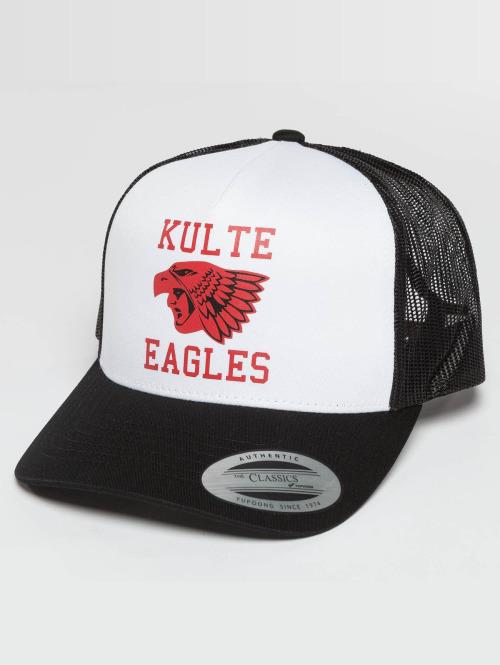 Kulte Trucker Cap Eagles schwarz