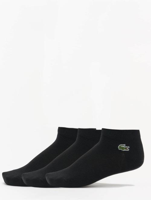 Lacoste Calcetines 3er-Pack Socks negro