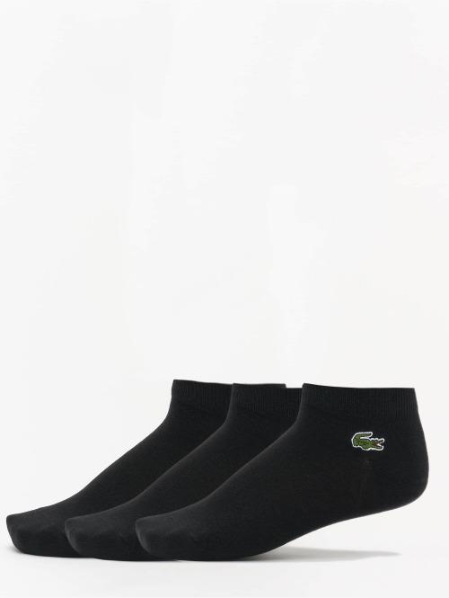 Lacoste Calzino 3er-Pack Socks nero