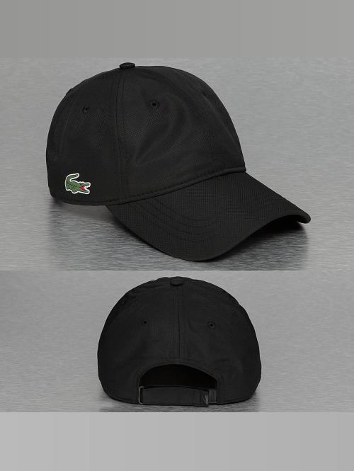 Lacoste snapback cap Classic zwart