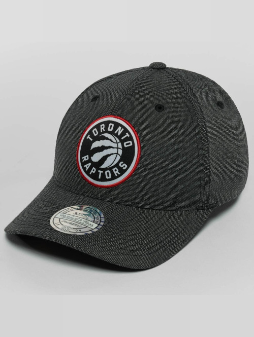 Mitchell & Ness Snapback Cap Stretch Melange 110 Toronto Raptors grau