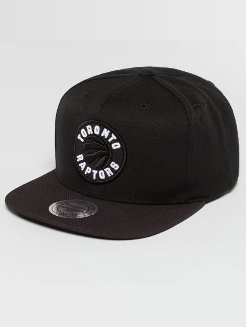 Mitchell & Ness Snapback Cap Full Dollar Torronto Raptors schwarz