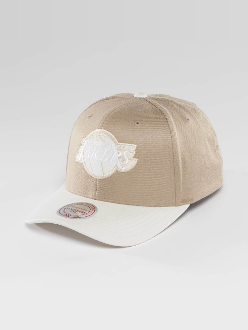 Mitchell & Ness Snapback Caps NBA Heather 2-Tone LA Lakers beige
