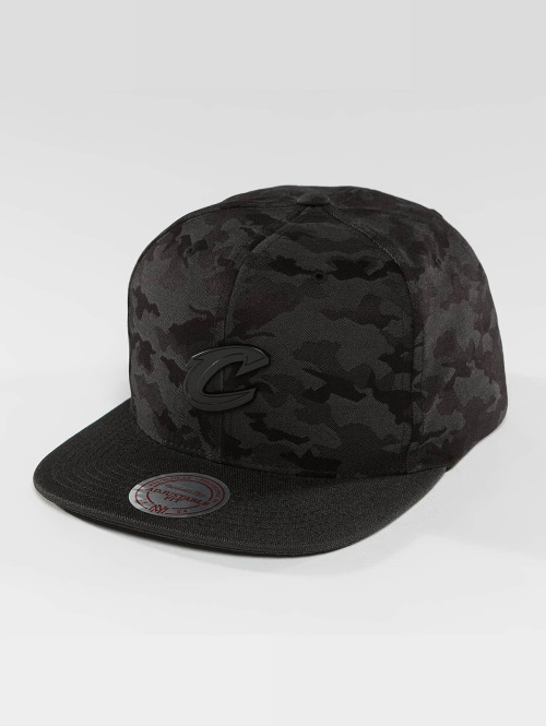 Mitchell & Ness Snapback Caps NBA Combat Cleveland Cavaliers camouflage