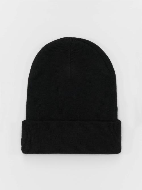 MSTRDS Bonnet Basic Flap Long noir