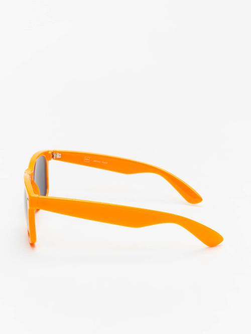 MSTRDS Sonnenbrille Groove Shades GStwo orange