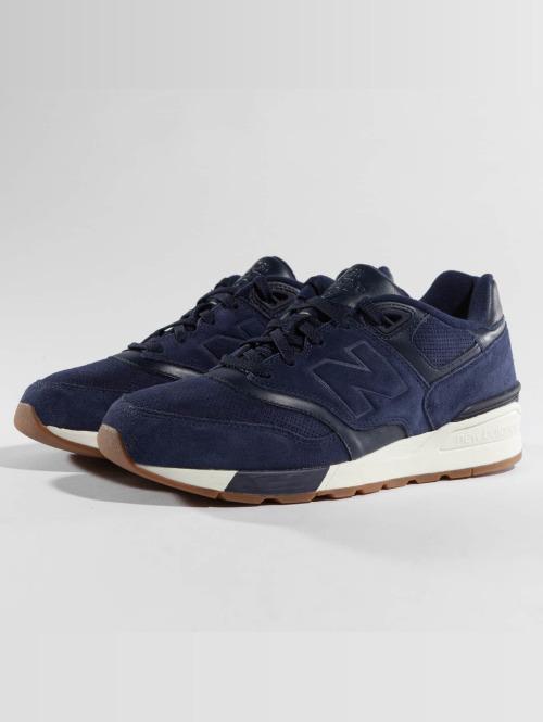 New Balance sneaker ML 597 SKF blauw