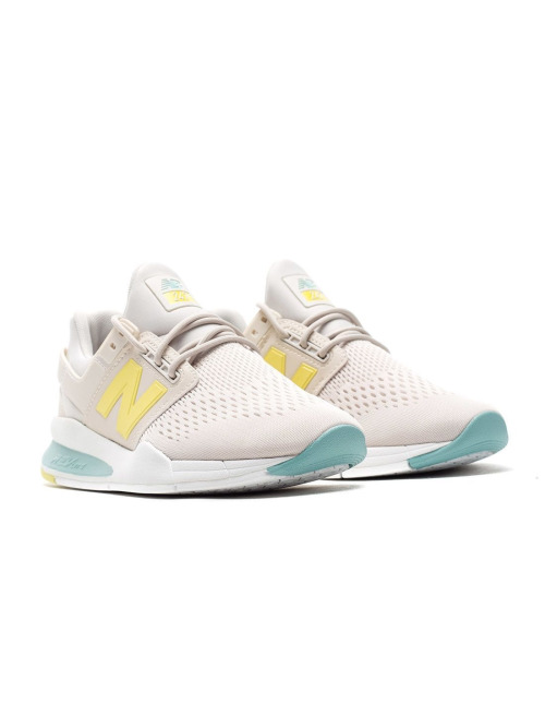 New Balance Sneaker WS247FE grau