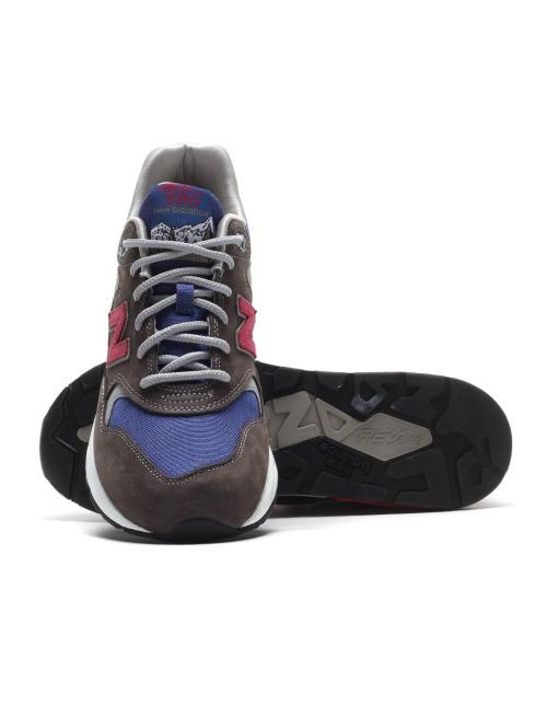New Balance Sneaker MRT580LD grau