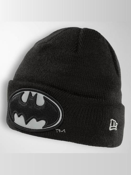 New Era Beanie Reflect Cuff Knit Batman zwart