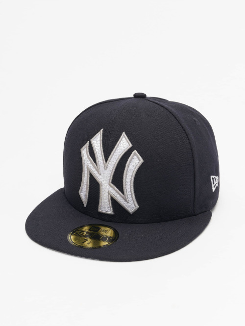 New Era Fitted Cap Big One HWC NY Yankees 59Fifty modrá