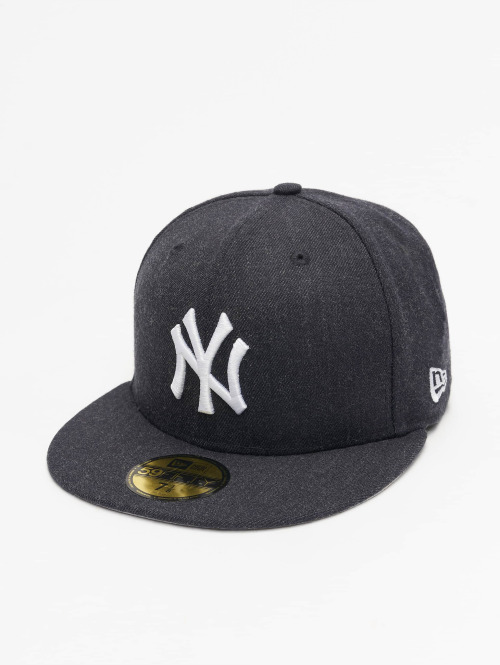 New Era Fitted Cap Streamliner NY Yankees niebieski