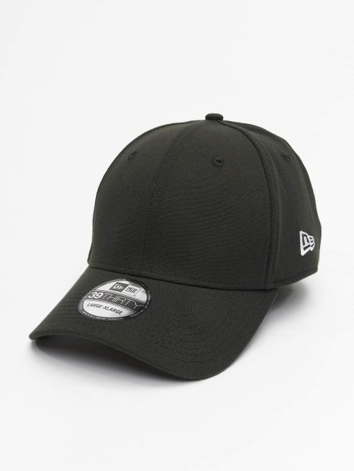 New Era Flexfitted Cap Basic schwarz
