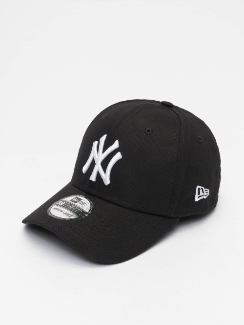New Era Flexfitted Cap Classic NY Yankees 39Thirty zwart