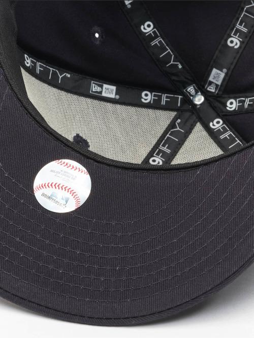 New Era Snapback Cap Flawless Logo Basic LA Dodgers blau